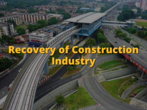 Works Ministry to focus on public infrastructure, recovery of construction industry